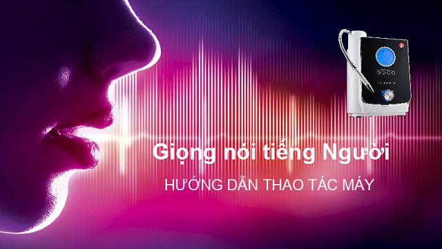 Smart K8 sở hữu công nghệ thông minh bằng giọng nói tiếng người