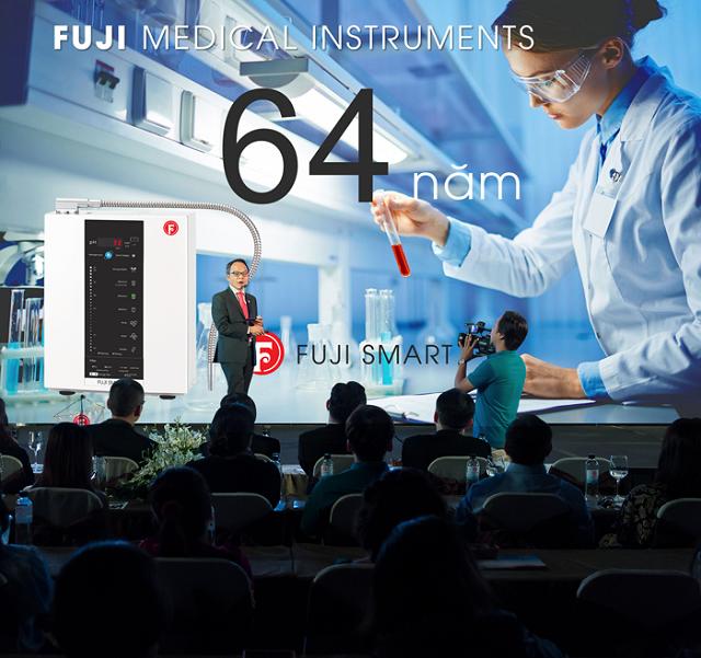 Thương hiệu Tập đoàn Thiết bị Y tế FujiSmart