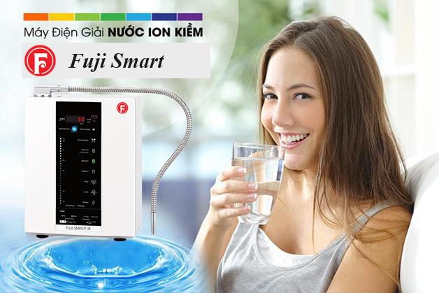 Máy điện giải từ thương hiệu Fuji Smart