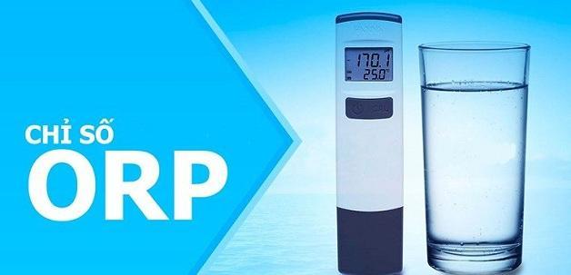 Nên test ORP của nước khi đến trực tiếp showroom