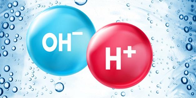 Nước ion kiềm chứa ion OH- và phân tử hydro