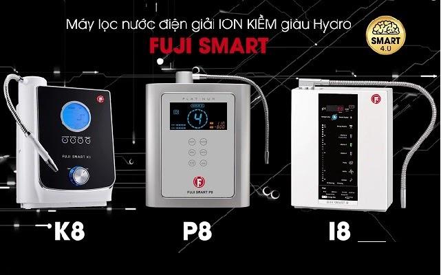 một số mẫu máy Fuji Smart