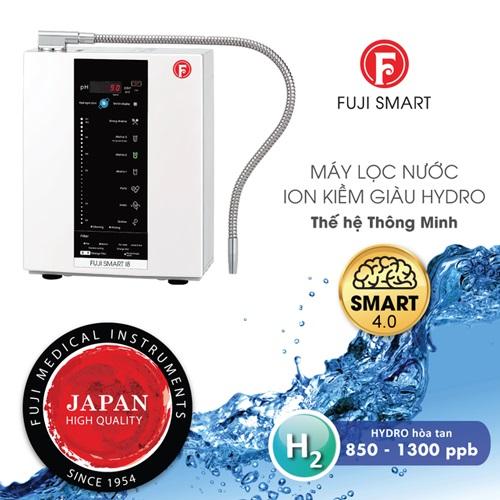 Báo đời sống và Pháp luật giải mã các thông số kỹ thuật máy lọc nước ion kiềm thông minh Fuji Smart