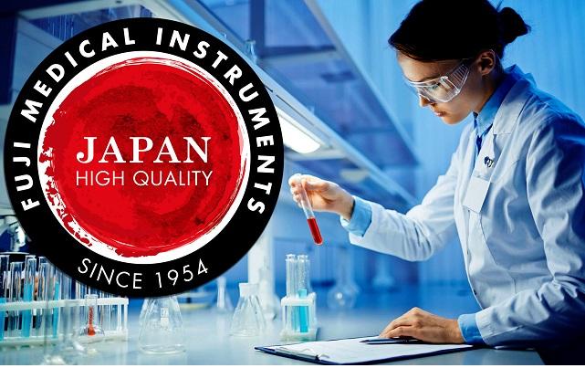 fuji medical là tập đoàn thiết bị y tế Nhật Bản