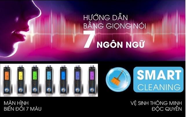 các công nghệ thông minh được trang bị cho Fuji SMART