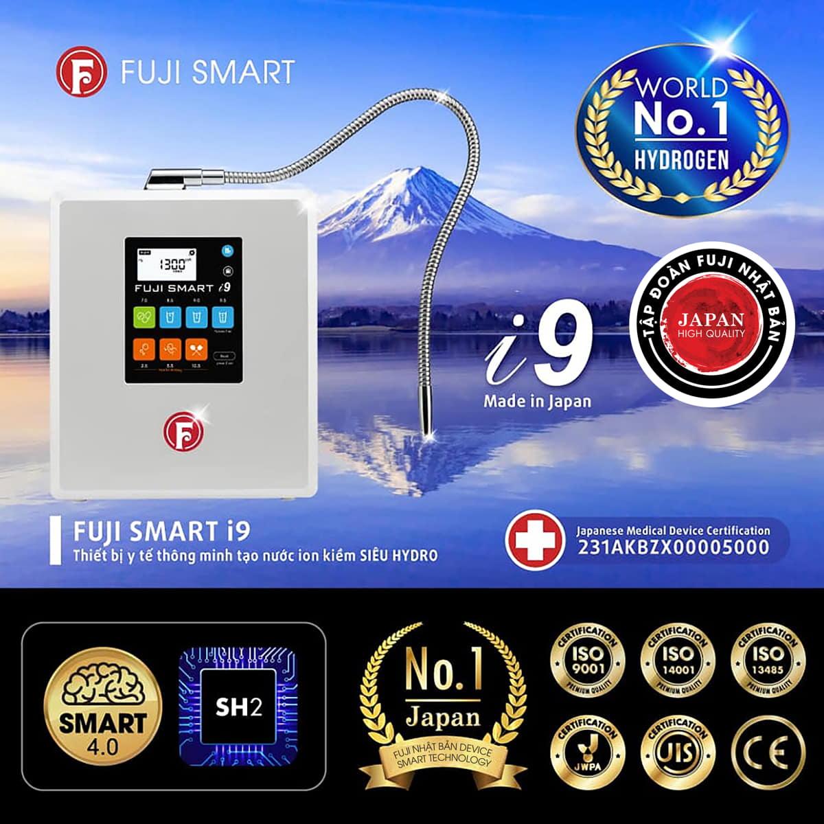 mua máy fuji smart i9 giá rẻ chính hãng ở đâu