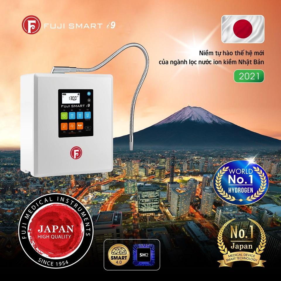 Fuji smart i9 niềm tự hào thế hệ mới